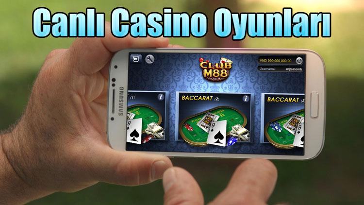 canlı casino, canlı casino oyunları