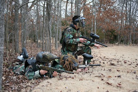 paintball parkurları, paintball oyun parkuru, paintball parkurları nasıl