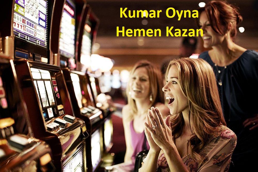 Kumar Slot Makina Oyunları Oynayıp Kazanmak İsteyenler Okusun