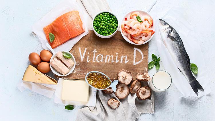 D Vitamini Hangi Besinlerde Bulunmaktadır?
